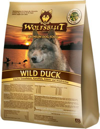 wolfsblut wild duck hundefutter test. Black Bedroom Furniture Sets. Home Design Ideas