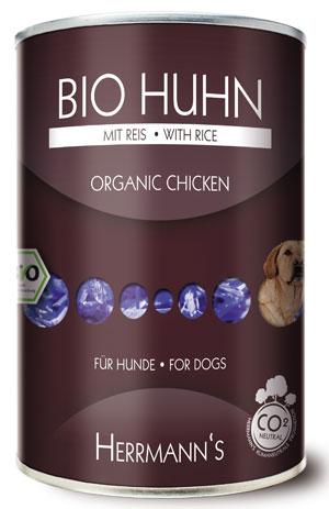 Herrmanns Bio-Menü