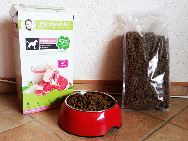 Lindermanns Tierische Komplettnahrung im Hundefutter Test
