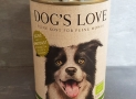 Dog's Love – Huhn/Poulet – Bio