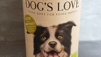 Dog's Love – Huhn/Poulet – Bio